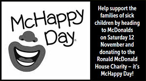 McHappy Day November 12
