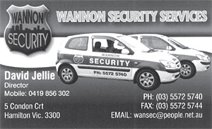 Wannon Security